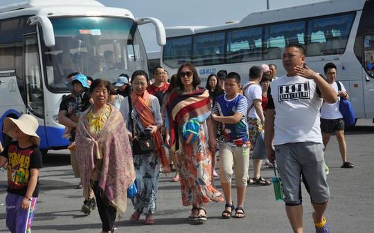 Dòng khách Trung Quốc rời Việt Nam đang đi đâu? - Ảnh 1.