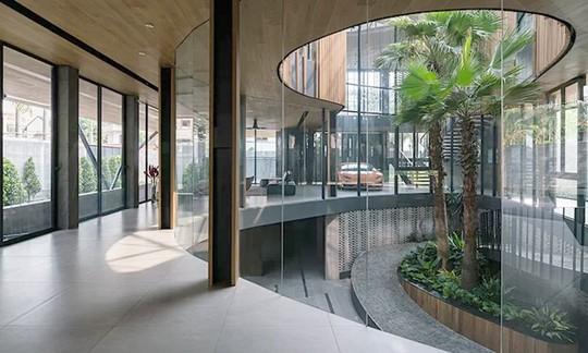 3 nhà Việt lọt top 50 nhà của năm trên website kiến trúc thế giới - Ảnh 2.