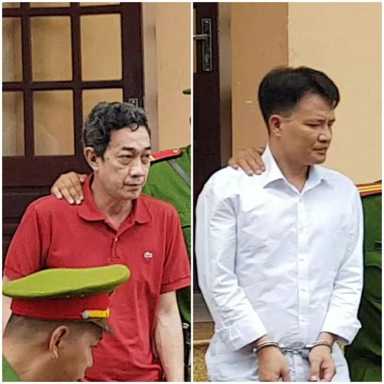 Vu tong tien CSGT Tien Giang Vang Mai Xuan Hien toa hoan xu