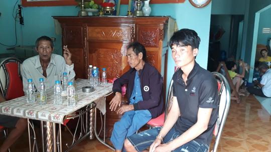 Tìm thấy thi thể 4 ngư dân mất tích trên biển Ninh Thuận - Ảnh 2.