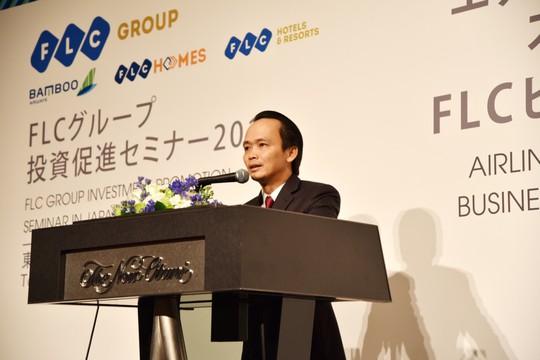 FLC giới thiệu hệ sinh thái sản phẩm cao cấp tới các nhà đầu tư Nhật Bản - Ảnh 2.
