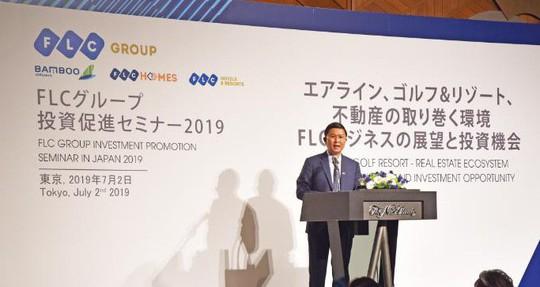 FLC giới thiệu hệ sinh thái sản phẩm cao cấp tới các nhà đầu tư Nhật Bản - Ảnh 3.