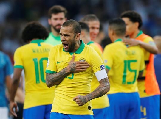 Quật ngã á quân Argentina, Brazil vào chung kết Copa America - Ảnh 10.