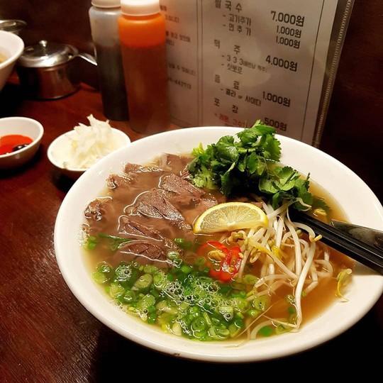 5 quán phở Việt nổi tiếng xứ kim chi khiến dân Hàn mê mẩn - Ảnh 2.