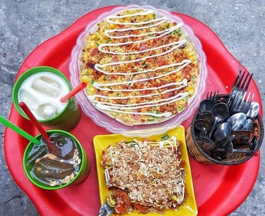 Món ngon khu Chùa Láng cho dân văn phòng thích ăn vặt - Ảnh 2.