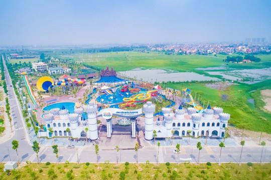 Top 3 công viên giải nhiệt mùa hè tại Hà Nội - Ảnh 2.