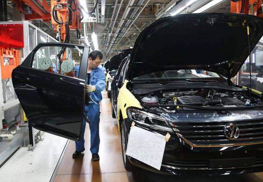 Nhà sản xuất ôtô Trung Quốc muốn xâm nhập thị trường Việt Nam - Ảnh 1.