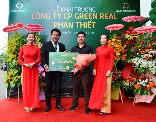 Lễ khai trương Công ty Cổ phần Green Real Phan Thiết - Ảnh 2.