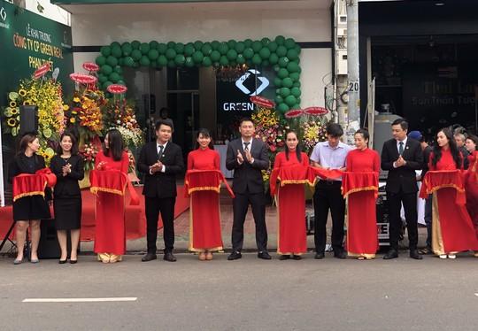 Lễ khai trương Công ty Cổ phần Green Real Phan Thiết - Ảnh 1.