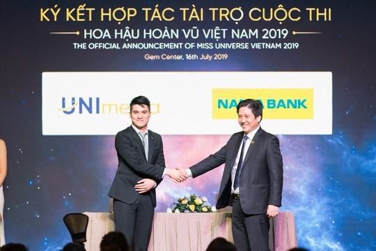 Nam A Bank đồng hành xuyên suốt cùng cuộc thi Hoa hậu hoàn vũ Việt Nam 2019 - Ảnh 1.