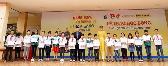 Nam A Bank đồng hành xuyên suốt cùng cuộc thi Hoa hậu hoàn vũ Việt Nam 2019 - Ảnh 2.