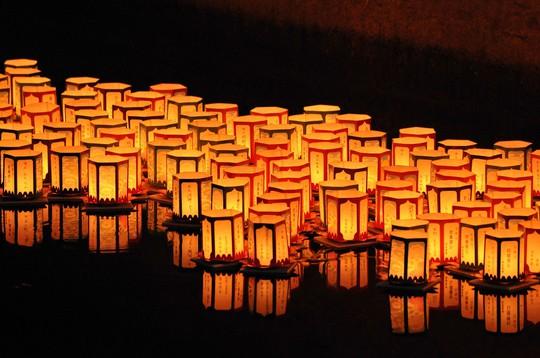 Đến Nhật Bản vào mùa lễ hội lớn nhất năm - Ảnh 3.