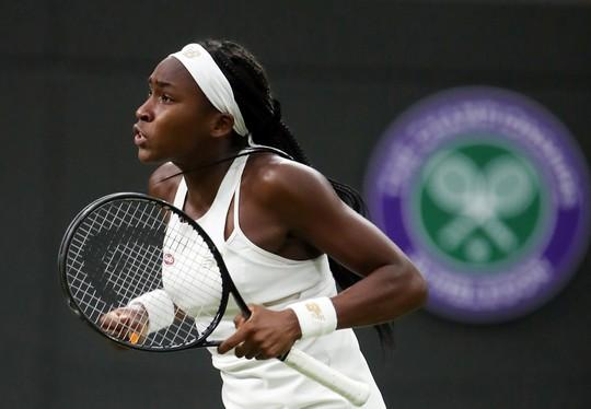 Nữ tay vợt 15 tuổi vào vòng 3 Wimbledon - Ảnh 8.