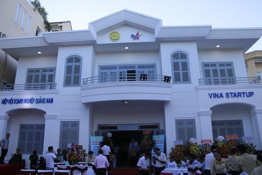 Hiệp hội Doanh nghiệp Quảng Nam có trụ sở mới khang trang