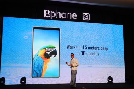 """Điện thoại Bphone 3 """"made in Việt Nam"""" đã sẵn sàng tại gần 100 cửa hàng ở Myanmar - Ảnh 1."""