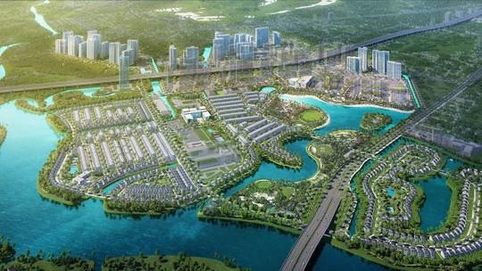 """Vinhomes chính thức ra mắt """"Thành phố Thông minh - Công viên"""" Vinhomes Grand Park - Ảnh 1."""