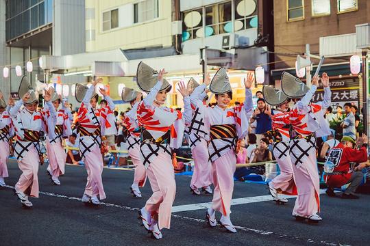 Đến Nhật Bản vào mùa lễ hội lớn nhất năm - Ảnh 2.