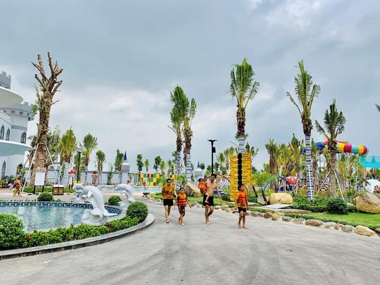 Một ngày trải nghiệm thú vị tại công viên nước Thanh Hà - Ảnh 5.