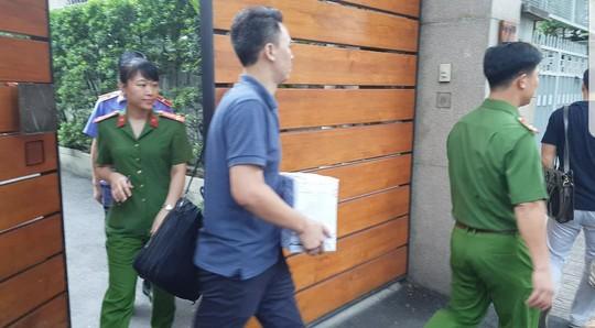 Bat giam ong Le Tan Hung nguyen Tong giam doc SAGRI