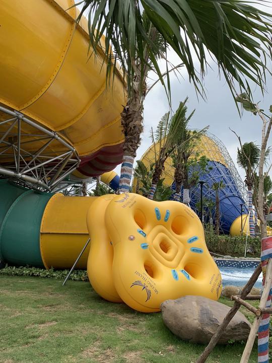 Một ngày trải nghiệm thú vị tại công viên nước Thanh Hà - Ảnh 7.