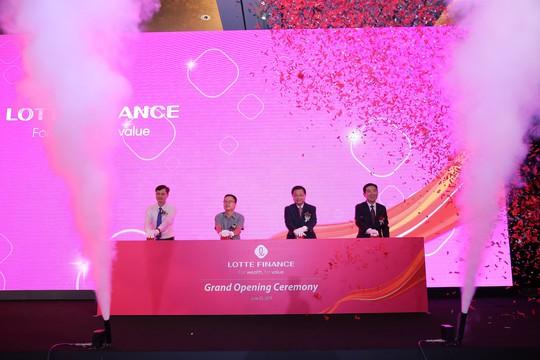 Công ty Tài chính LOTTE chính thức ra mắt thị trường Việt Nam - Ảnh 4.