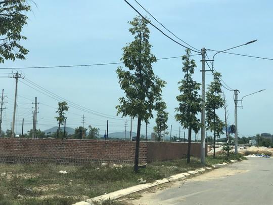 Bình Định: Nhiều người khốn đốn vì mua đất dự án khu dân cư Vĩnh Liêm