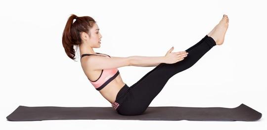 Những bài tập giảm mỡ bụng tại nhà cho chị em chẳng cần đến phòng gym - Ảnh 5.
