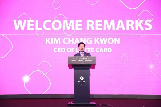 Công ty Tài chính LOTTE chính thức ra mắt thị trường Việt Nam - Ảnh 1.