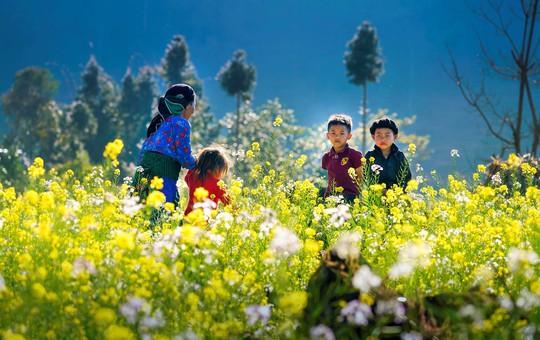 Phong cảnh, con người khắp 3 miền đất Việt đẹp sững sờ qua ảnh - Ảnh 1.