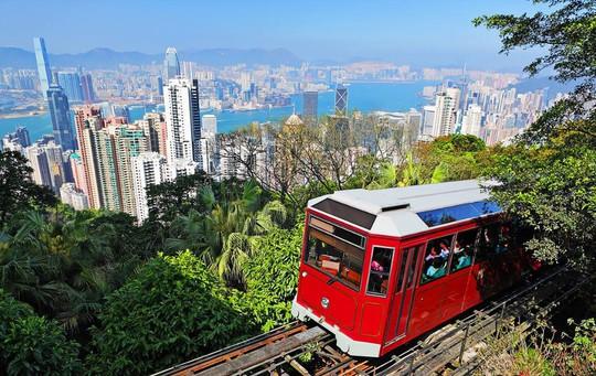 Bí mật mà du khách ít biết về các tòa nhà ở Hồng Kông - Ảnh 1.