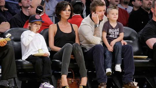 Beckham tự hào 20 năm một vợ bốn con, hạnh phúc với Victoria - Ảnh 13.