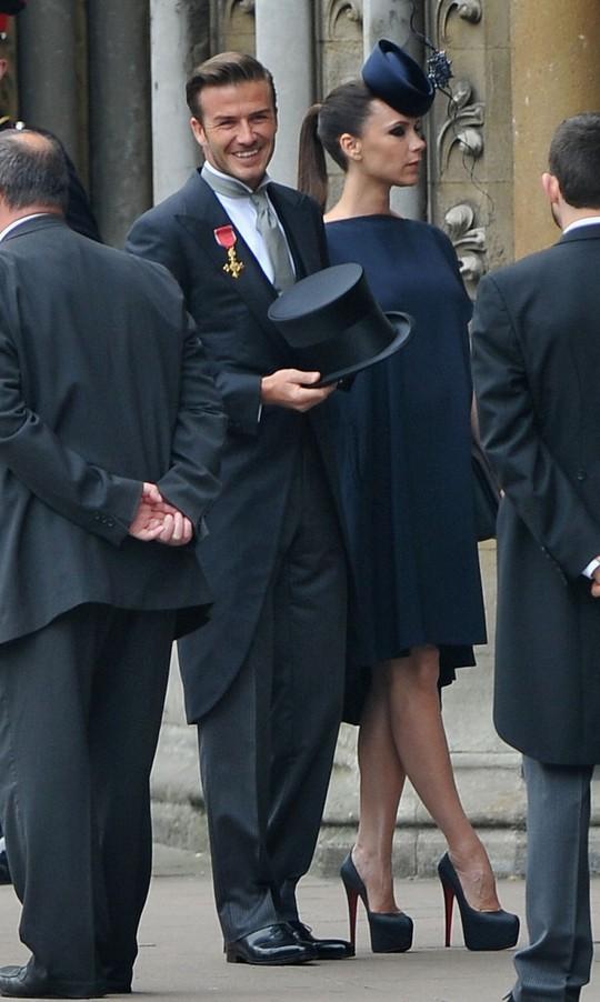 Beckham tự hào 20 năm một vợ bốn con, hạnh phúc với Victoria - Ảnh 14.