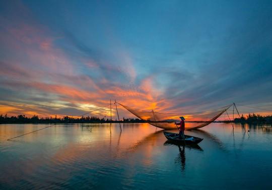 Phong cảnh, con người khắp 3 miền đất Việt đẹp sững sờ qua ảnh - Ảnh 15.