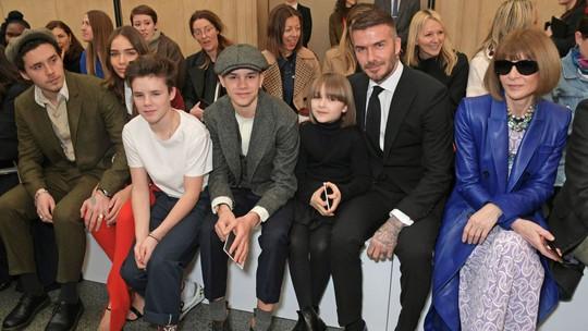 Beckham tự hào 20 năm một vợ bốn con, hạnh phúc với Victoria - Ảnh 19.