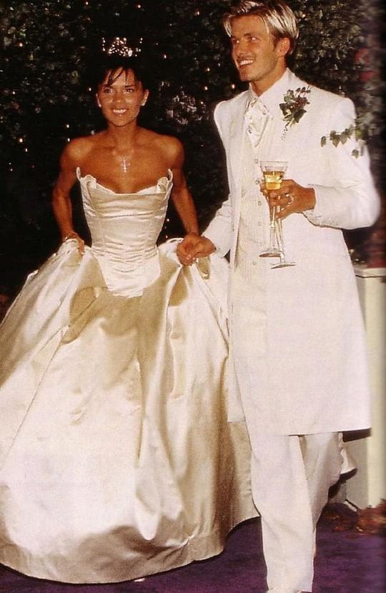 Beckham tự hào 20 năm một vợ bốn con, hạnh phúc với Victoria - Ảnh 3.