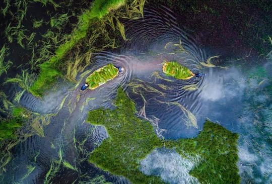 Phong cảnh, con người khắp 3 miền đất Việt đẹp sững sờ qua ảnh - Ảnh 28.