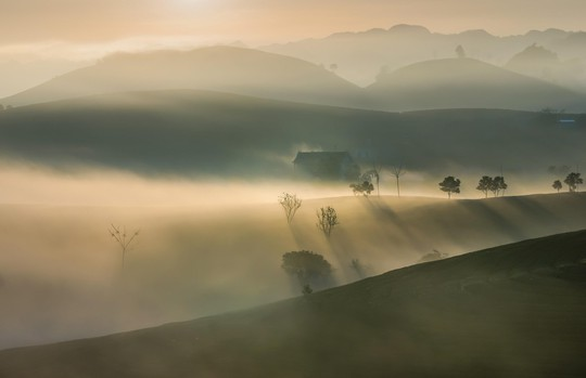 Phong cảnh, con người khắp 3 miền đất Việt đẹp sững sờ qua ảnh - Ảnh 4.