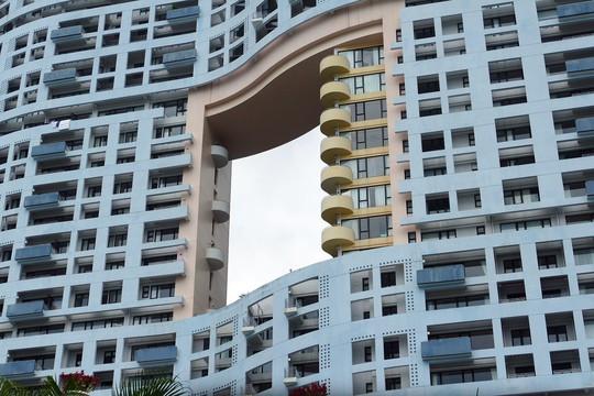 Bí mật mà du khách ít biết về các tòa nhà ở Hồng Kông - Ảnh 4.