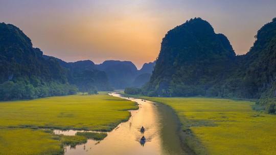 Phong cảnh, con người khắp 3 miền đất Việt đẹp sững sờ qua ảnh - Ảnh 6.