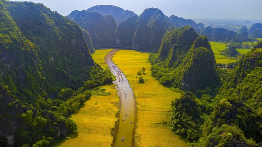 Phong cảnh, con người khắp 3 miền đất Việt đẹp sững sờ qua ảnh - Ảnh 7.
