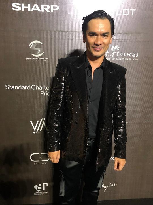Người mẫu, diễn viên Đức Hải: Fashionista Việt phần lớn là ghê - Ảnh 1.