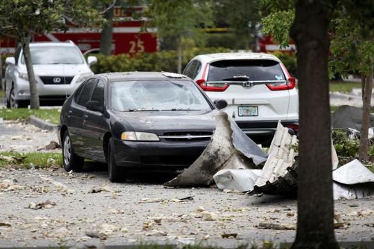 Mỹ: Nổ kinh hoàng tại trung tâm thương mại, 21 người bị thương - Ảnh 6.