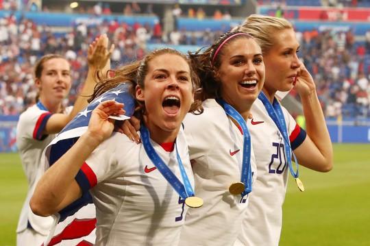 Tuyển nữ Mỹ giữ vững ngôi vương World Cup - Ảnh 9.