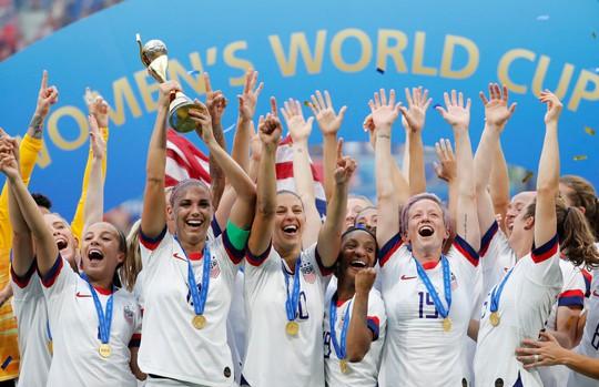 Tuyển nữ Mỹ giữ vững ngôi vương World Cup - Ảnh 8.