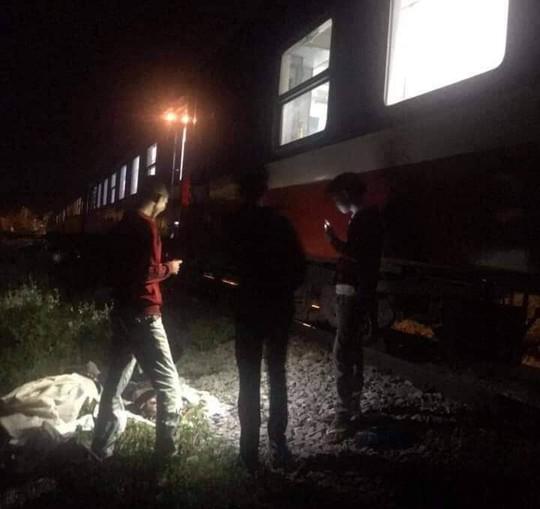 Quảng Nam: Nghi nam thanh niên nằm giữa đường ray tự tử - Ảnh 1.