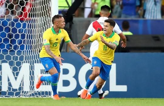 Thẻ đỏ, phạt đền, Brazil giành hết vinh quang Copa America - Ảnh 7.