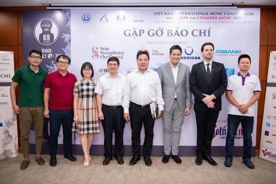 ABBANK đồng hành Cuộc thi Âm nhạc Quốc tế cho Violon và Hòa tấu Thính phòng Việt Nam - Ảnh 1.