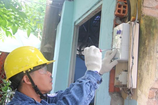 Công-tơ đo xa theo dõi sử dụng điện qua thiết bị di động