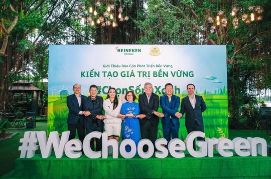 Heineken Việt Nam: Kiến tạo giá trị bền vững - Ảnh 1.