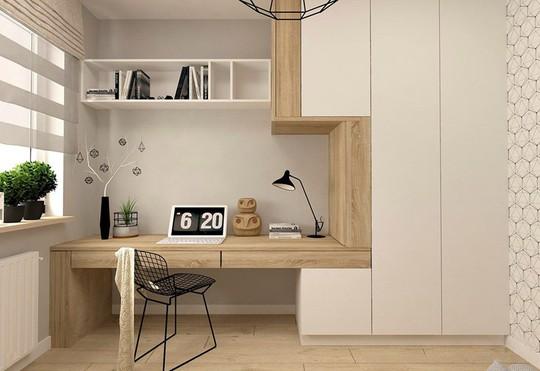 Ý tưởng bố trí phòng làm việc tại nhà tiện nghi - Ảnh 14.
